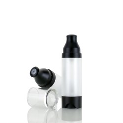 Acrylic Airless Pump bottle ZJB