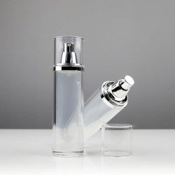 Acrylic Airless Pump bottle Z-YX