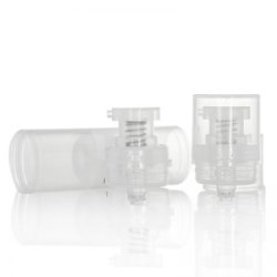 Dual End PP Airless Bottle 2*10ml