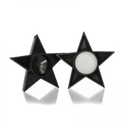 Star Shape Eyeshadow Lip Balm Packaging