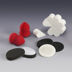 Qosmedix introduces five new latex-free makeup sponges