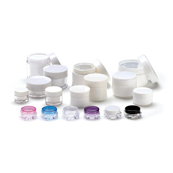 Qosmedix Adds Four New Stock Cosmetic Jar Collections