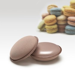 Qosmedix introduces dual-ended macaron blending sponge