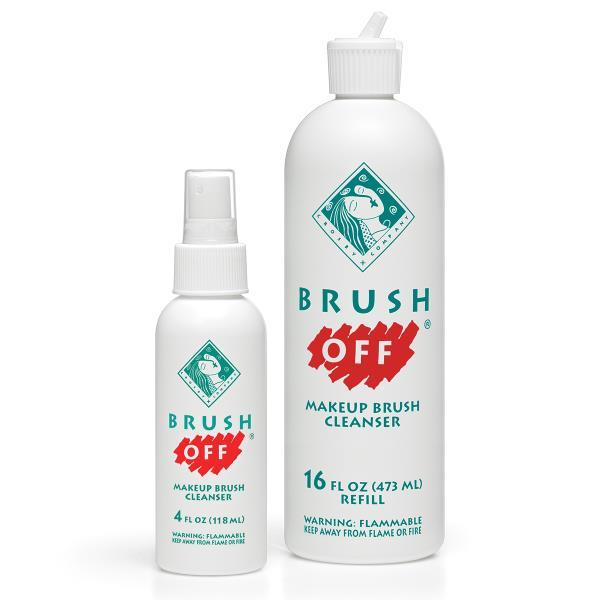 Qosmedix introduces Brush Off makeup brush cleanser