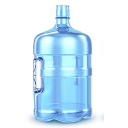 5 Gallon Infinity Round with Handle