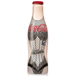 2012 Starpack Award for Coca Cola with Jean Paul Gaultier Design by Ardagh