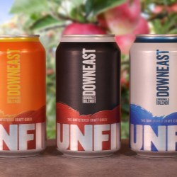 Downeast Cider leaves the good stuff in with Ardagh sustainable cans