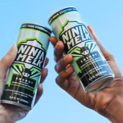 Ninja Melk canned energy drink punches through lockdown