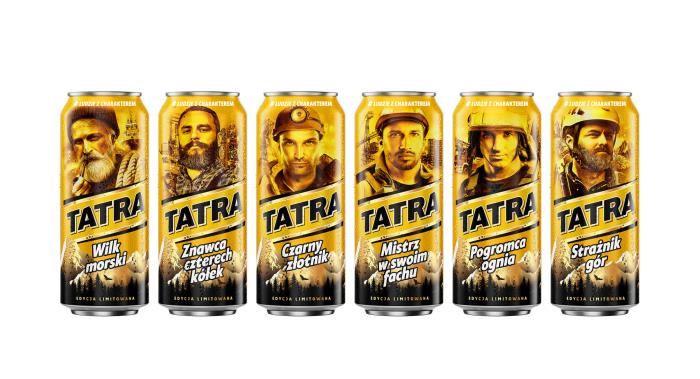 Tatra's working heroes show mastery in can production