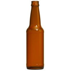 12 OZ LONG NECK NON-RETURNABLE CROWN (PRY) - Long Neck Beer - Beer