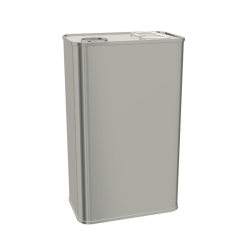 5.5L Rectangular Paint & Coating Can (175x108x292mm)