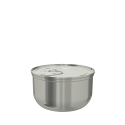 Smooth Conical Food Can  (73x42.9mm)