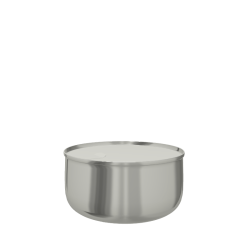 Smooth Conical Food Can (73x36.5mm)
