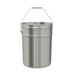 23L Cylindrical Paint & Coating Pail