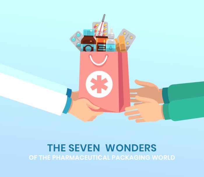 The Seven Wonders of the Pharmaceutical Packaging World