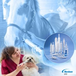 Nordson EFD Introduces Dial-A-Dose and Posi-Dose animal health dosing syringes