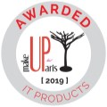 TOTALPartners AG has been awarded for the Innovation Tree 2019 at the MakeUp Paris Expo