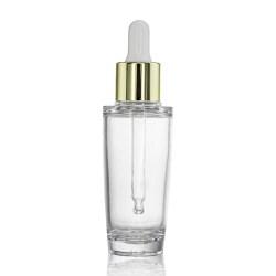 30ml PETG Taper Round Dropper Bottle