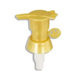 Lotion Pump 33/410 with Design Clip Lock