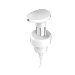 Foamer Pump with Round/Curved Actuator / Clip-Lock 40/410 1.6cc