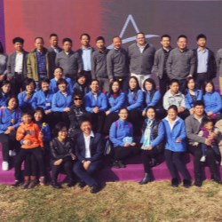 Anisa International commemorates 15 years of brush making at Anisa Tianjin