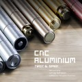 CNC Aluminium Twist and Spray