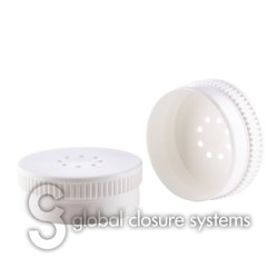 50100g Pepper Cap - Product Catalogue - Global Closure Systems