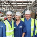 Global Closure Systems Norwich plant celebrates 50th anniversary
