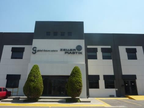 Rising sales lead to Global Closure Systems plant expansion in Mexico