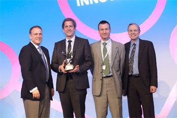 "GCS wins ""Innovation"" category at Unilever's ""Partner to Win"" awards ceremony"