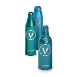 Aluminium beverage bottles