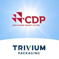Carbon disclosure success: Trivium Packaging is rated A- by CDP