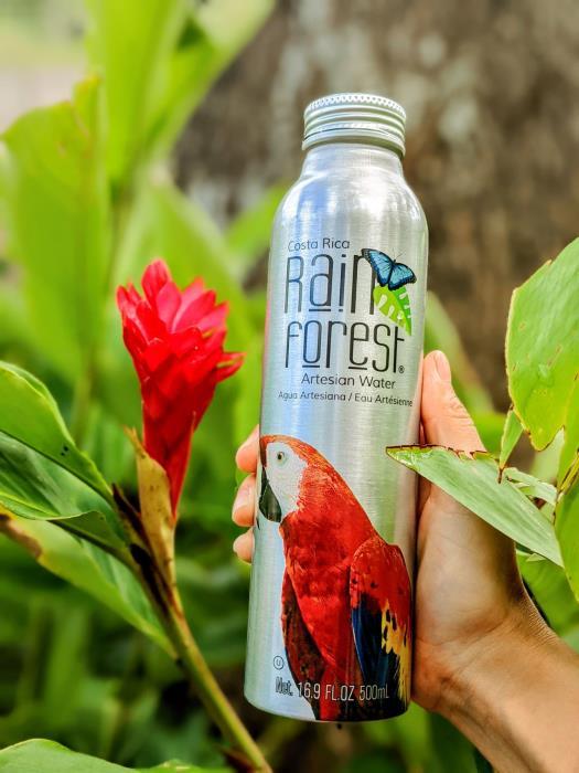 Triviums RainForest Water bottle receives more nominations