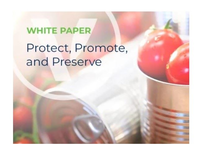 Protect, Promote, Preserve: Trivium Packaging's Whitepaper Presents Metal Cans as the Optimal Packaging Choice