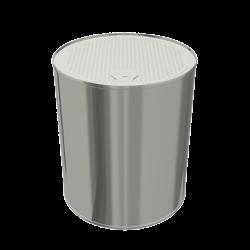 Steel Cylindrical ø99x118.7 - smooth