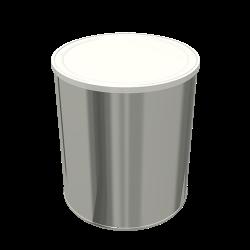 Steel Cylindrical ø99x123.5 smooth