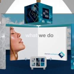 Element's Advancements in Sustainability on Display in 3D Webpackaging LIVE Event- check it out!