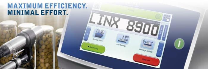 Continuous Inkjet Printers From Linx Printing Technology