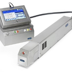 Linx SL102 Lower Power Laser Marking System For Marking Products