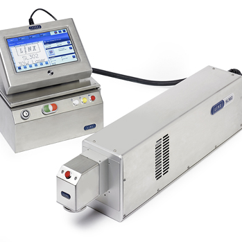 Linx SL302 Mid Power Laser Coding Equipment For A Range Of Materials