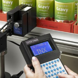 Linx TJ125 Thermal Inkjet Coding Solution For Reliable Marking
