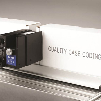 Case Coding With The Linx TJ225 - Linx Printing Technology