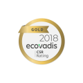 BillerudKorsnäs receives Ecovadis gold award for fifth consecutive year