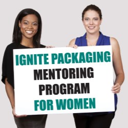 AIP Ignite Packaging 2015 womens mentoring program