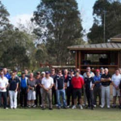 $6,000 raised for Starlight Foundation and Foodbank through annual AIP/SCLAA charity golf days