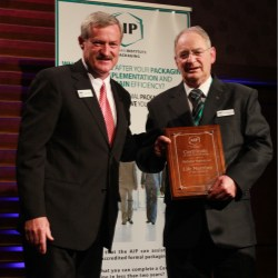AIP recognizes packaging technologists