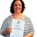 AIP interviews Michaela Cooke Dip.Pkg.Tech. MAIP Quality Control Chemist - Packaging, Ego Pharmaceuticals