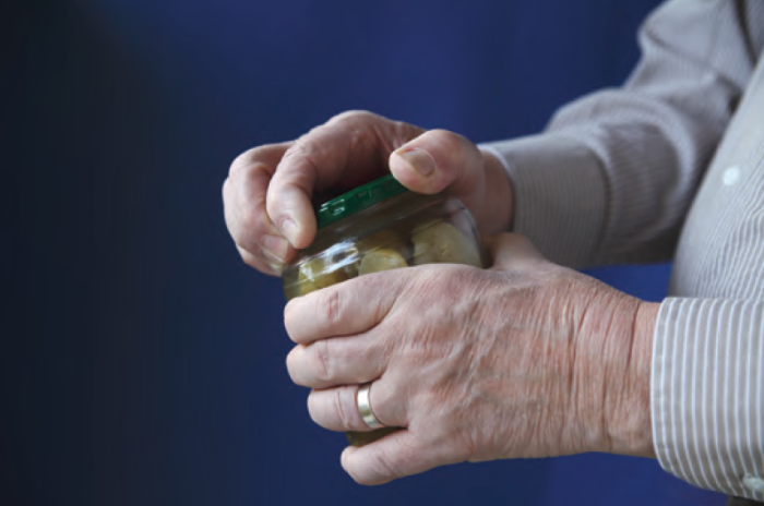 How to meet the packaging needs of the growing ageing population