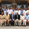 Packaging training in West Africa