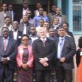 Packaging technology training in Kenya